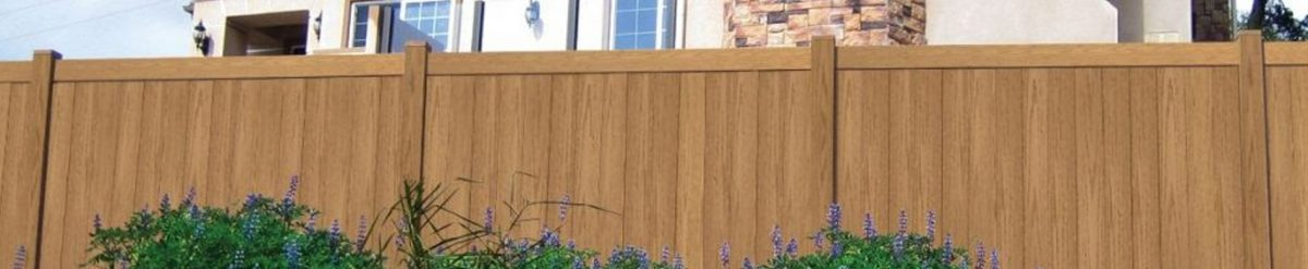 Lily Installed a New Vinyl Fence Around Her Property Before Her Newborn Arrived