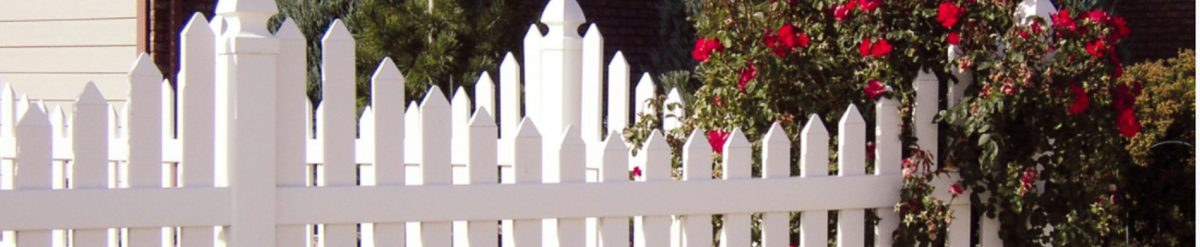 A perfect vinyl fence adds on to the beauty and offers security to your property