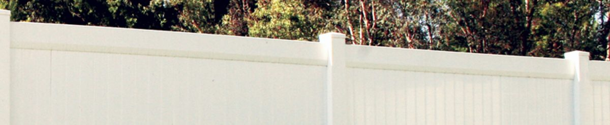 Affordable Vinyl Fencing from Duramax – Julia chose to install a pool fence