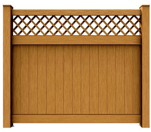 Emma installed a beautiful vinyl fence from Duramax – Unparalleled quality and affordability