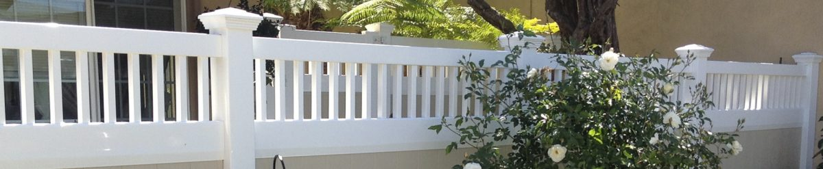Privacy fence panels from Duramax – The ultimate affordable vinyl fencing solution