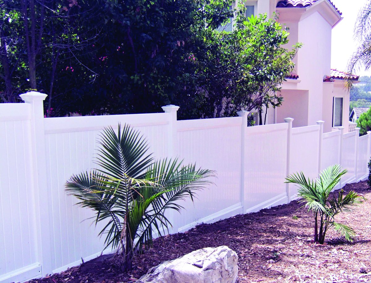 A new fencing can uplift your property –  Neil installed one from Duramax