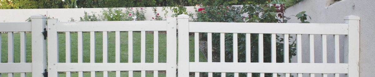 Want to install a vibrant, colorful, or white color vinyl fence?