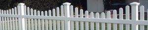 best vinyl fence