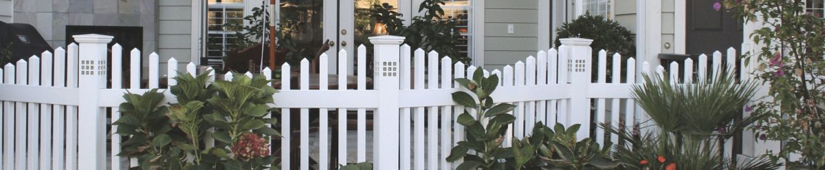 Install a beautiful fence around your property – Install Duramax Vinyl Fence Panel