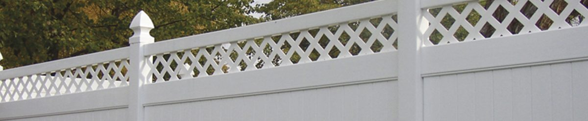 Installing a perimeter vinyl fencing from Duramax around your property