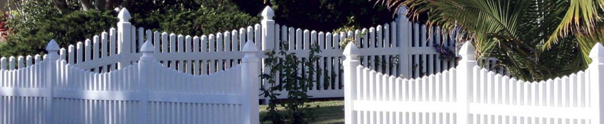 A vinyl fence is an appropriate home improvement option