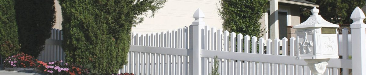 Make your farmhouse look ideal by installing a vinyl fence around it