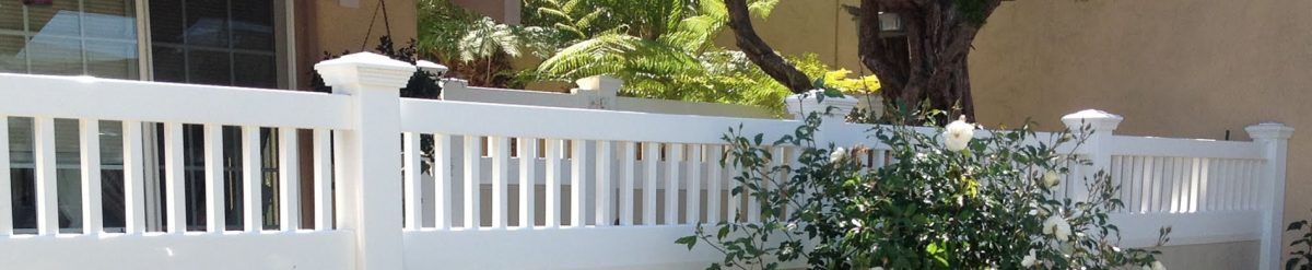 Duramax manufacturers backyard vinyl fences for your property