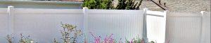 backyard vinyl fencing manufacturers