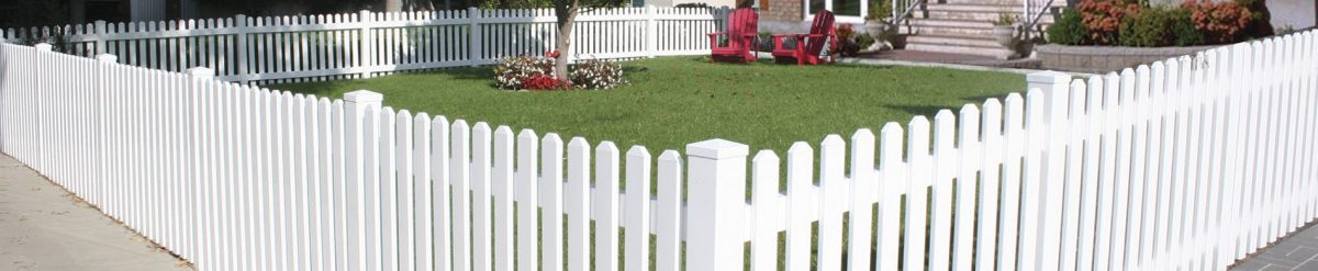 Protect your farm or beautify your property by installing a vinyl fence in the USA