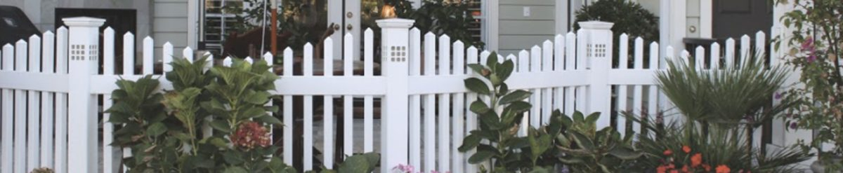 Install a vinyl fence and get rid of high maintenance or frequent repairs