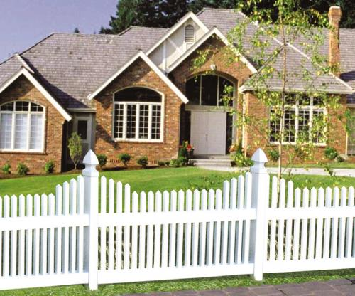 vinyl fence manufacturers USA